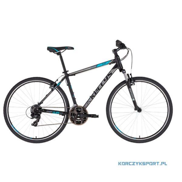 Rower crossowy Kellys Cliff 10 Black Blue L 2020