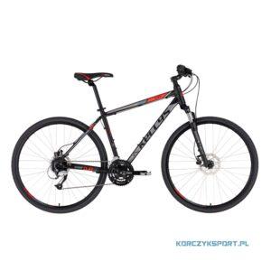 Rower crossowy Kellys Cliff 90 Black Red L 2020 sklep