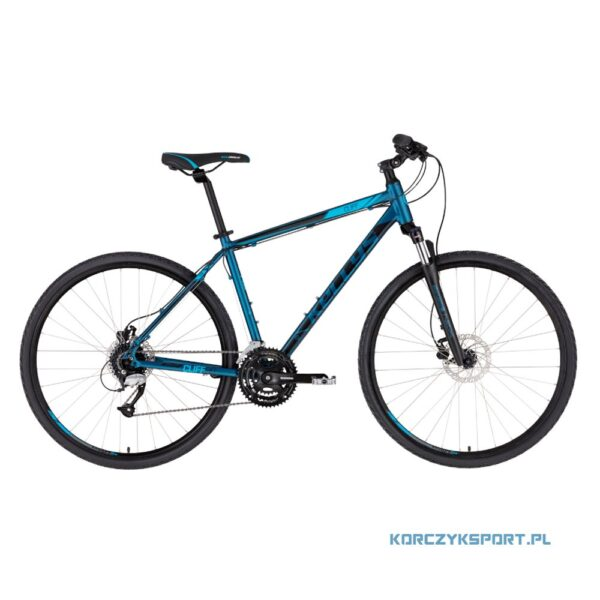 Rower crossowy Kellys Cliff 90 Deep Blue XL 2020
