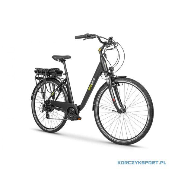 Rower elektryczny EcoBike Trafik Black 28 PRO 2020 sklep