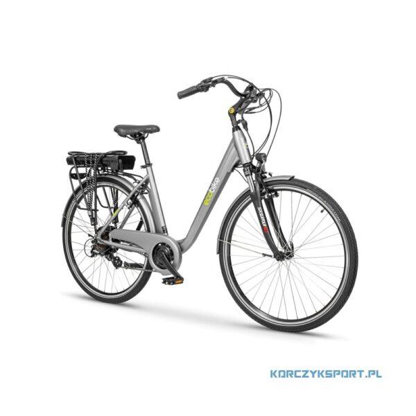 rower elektryczny EcoBike Trafik Grey 28 PRO 2020 sklep