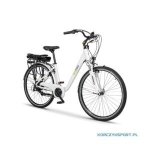 Rower elektryczny EcoBike Trafik White 28 PRO 2020 sklep