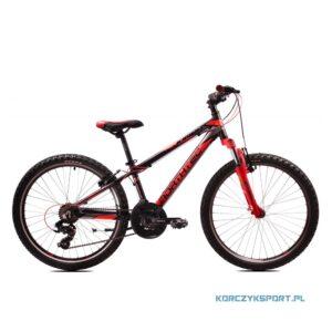 rower górski Northtec Jumbo Czarno-Czerwony 24 rama 15 2020 sklep