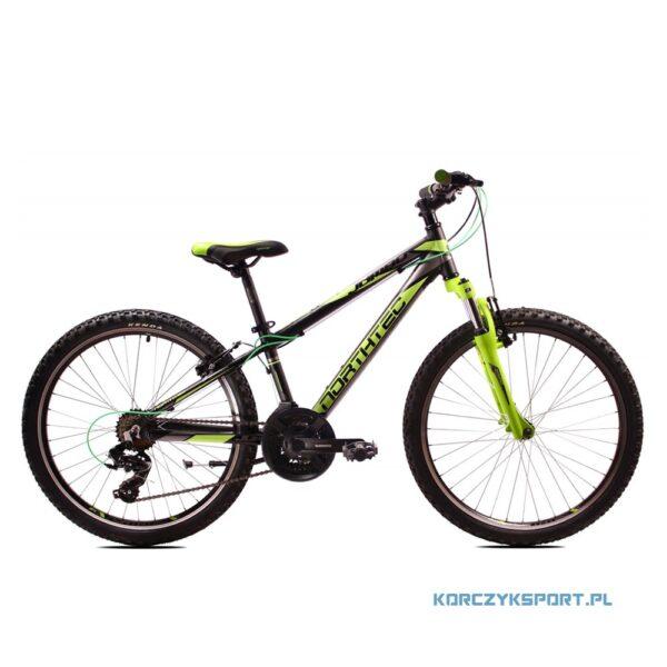 rower górski Northtec Jumbo Czarno-Zielony 24 rama 15 2020 sklep