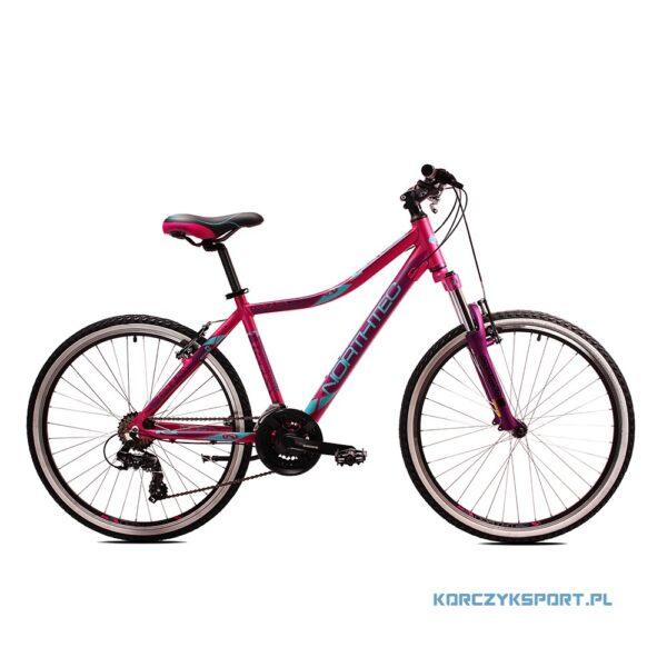 rower górski Northtec Ragusa Różowo-Turkusowy 24 15 2020 sklep