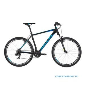 rower górski mtb-xc Kellys Madman 10 Black Blue 26 XXS 2020 sklep