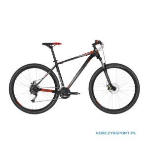 Rower górski mtb-xc Kellys Spider 10 Black Orange Grey 27,5 S 2019 sklep