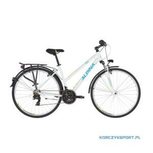 rower trekkingowy Alpina Eco LT10 28 biały 2020 sklep