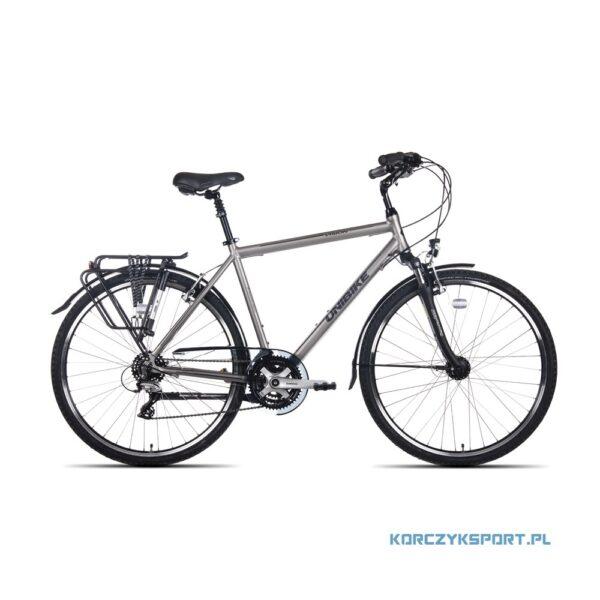 rower trekkingowy Unibike Vision GTS 28 grafitowy 2020 sklep