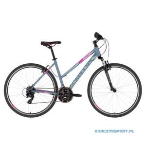 Rower crossowy Kellys Clea 10 2021 Grey Pink M