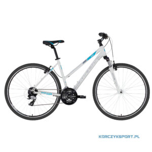 Rower crossowy Kellys Clea 30 2021 White M