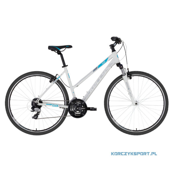 Rower crossowy Kellys Clea 30 2021 White S