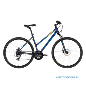 Rower crossowy Kellys Clea 70 2021 Dark Blue S