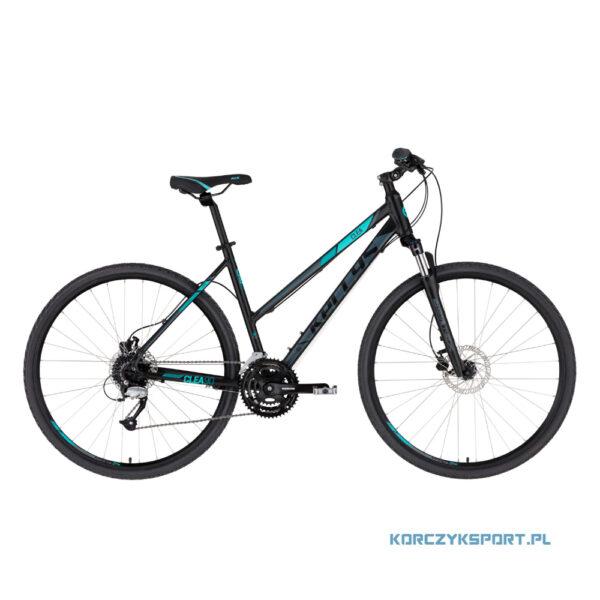 Rower crossowy Kellys Clea 90 2021 Black Aqua M