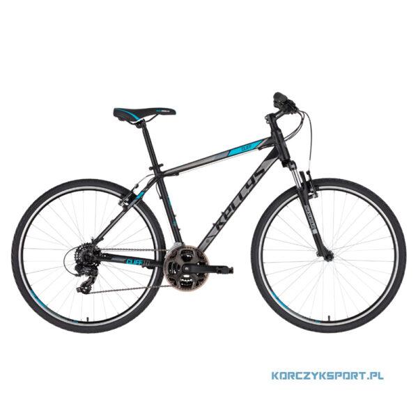 Rower crossowy Kellys Cliff 10 2021 Black Blue L