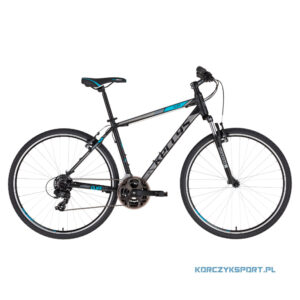 Rower crossowy Kellys Cliff 10 2021 Black Blue M