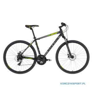 Rower crossowy Kellys Cliff 70 2021 Black Green M