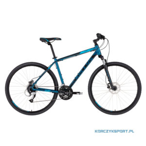 Rower crossowy Kellys Cliff 90 2021 Deep Blue L