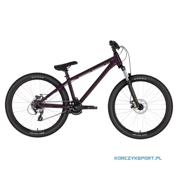 Rower dirtowy Kellys Whip 10 Purple M 2021