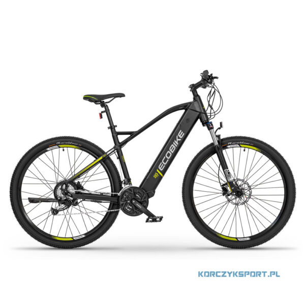 rower elektryczny ecobike sx5 black 2021 sklep