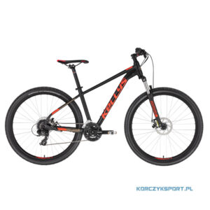 "Rower górski mtb-xc Kellys Spider 30 Black 27,5"" M 2021"
