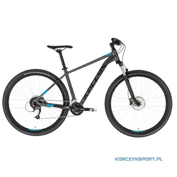 """Rower górski mtb-xc Kellys Spider 70 Black 29"""" L 2021"""