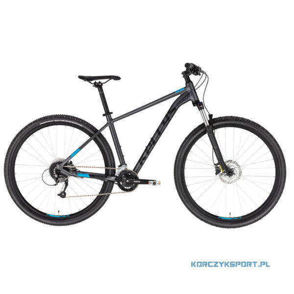 "Rower górski mtb-xc Kellys Spider 70 Black 29"" S 2021"