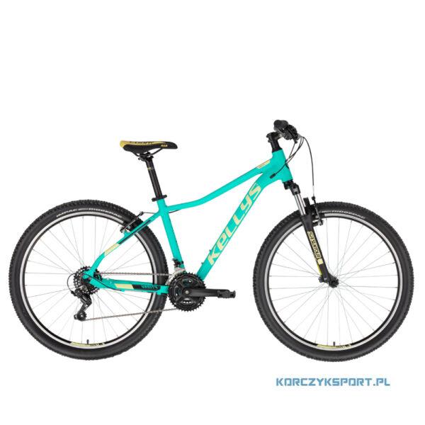 """Rower górski mtb-xc Kellys Vanity 10 Aqua Green 26"""" XS 2021"""
