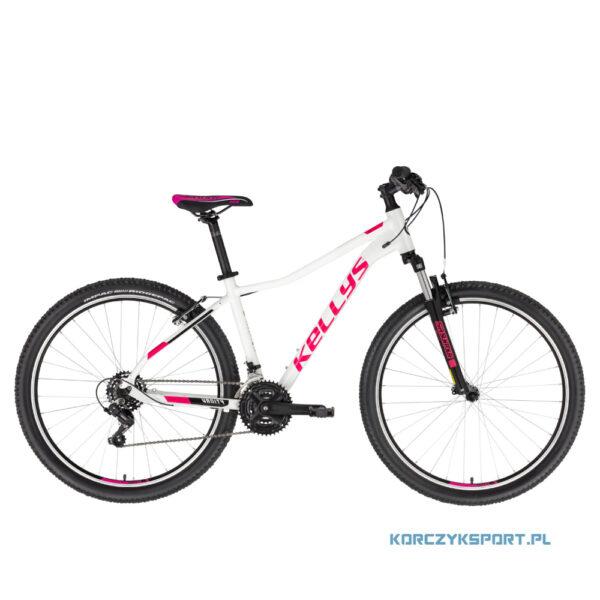 """Rower górski mtb-xc Kellys Vanity 10 White 27,5"""" S 2021"""