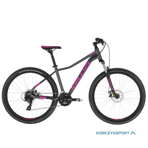 """Rower górski mtb-xc Kellys Vanity 30 Grey 27,5"""" S 2021"""