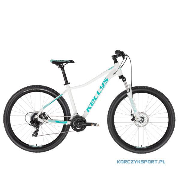 """Rower górski mtb-xc Kellys Vanity 30 White 27,5"""" M 2021"""