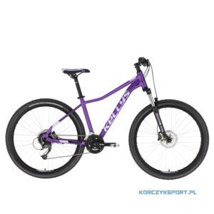"""Rower górski mtb-xc Kellys Vanity 50 Ultraviolet 27,5"""" M 2021"""