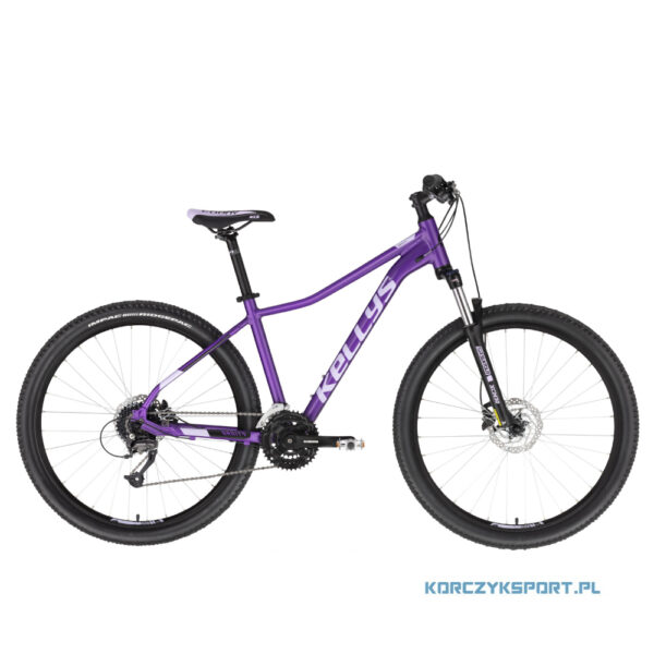 """Rower górski mtb-xc Kellys Vanity 50 Ultraviolet 27,5"""" S 2021"""