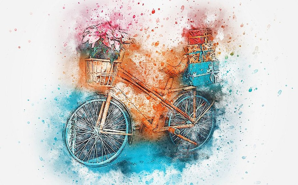 rower na prezent
