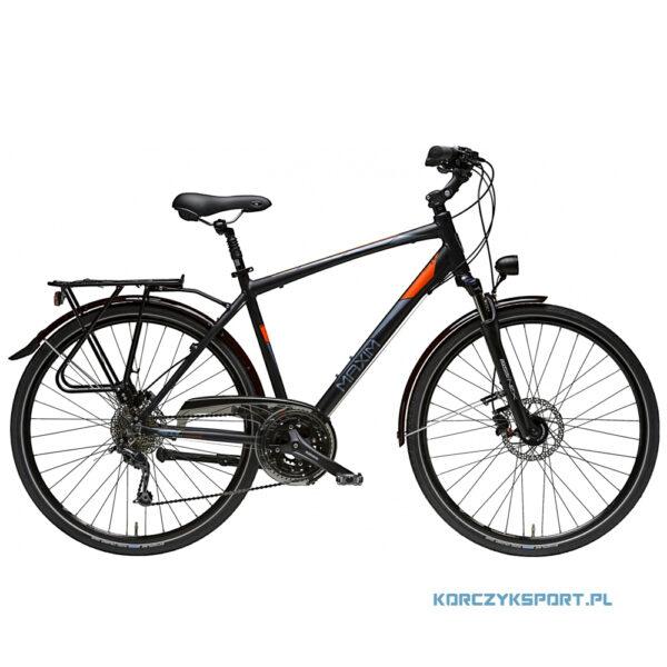 "Rower trekkingowy Maxim MT 2.5 men 28"" 20 Czarny 2021"